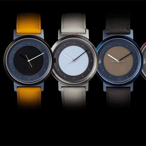 Storytelling Design | Paulus van Leeuwen | Design horloges
