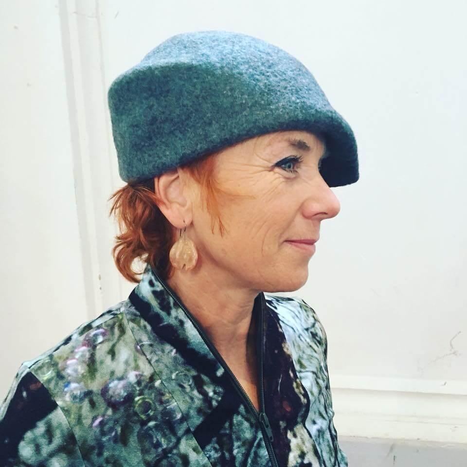 Storytelling Design   Zsófia Marx   Hoeden   Petten   Vilt