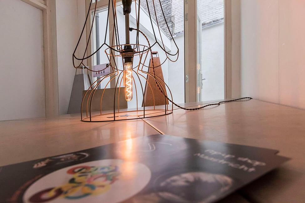 Storytelling Design | Atelier de Vree | Lamp