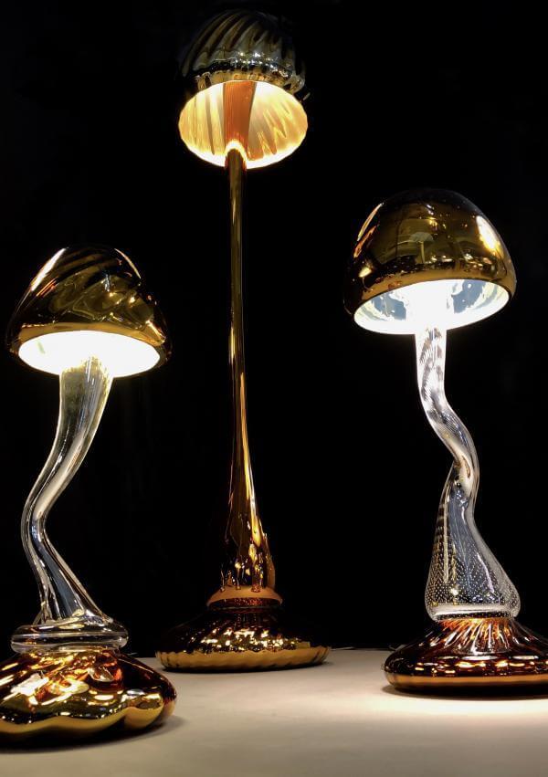 Storytelling Design | Arnout Visser | Lamp | Big Mushrooms