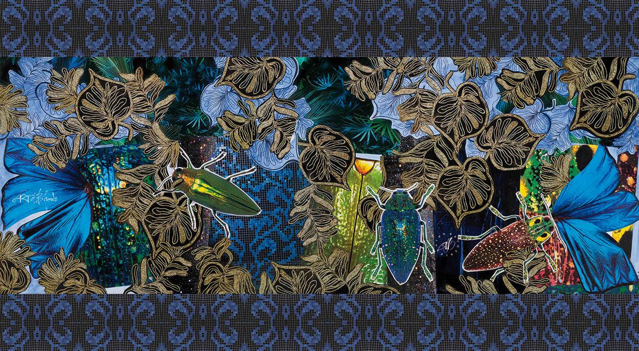 Storytelling Design   Art of Blends   Sjaal