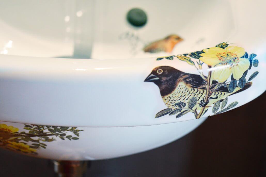 Storytelling Design | Esther Derkx | Wasbak | Fonteintje | Vogels