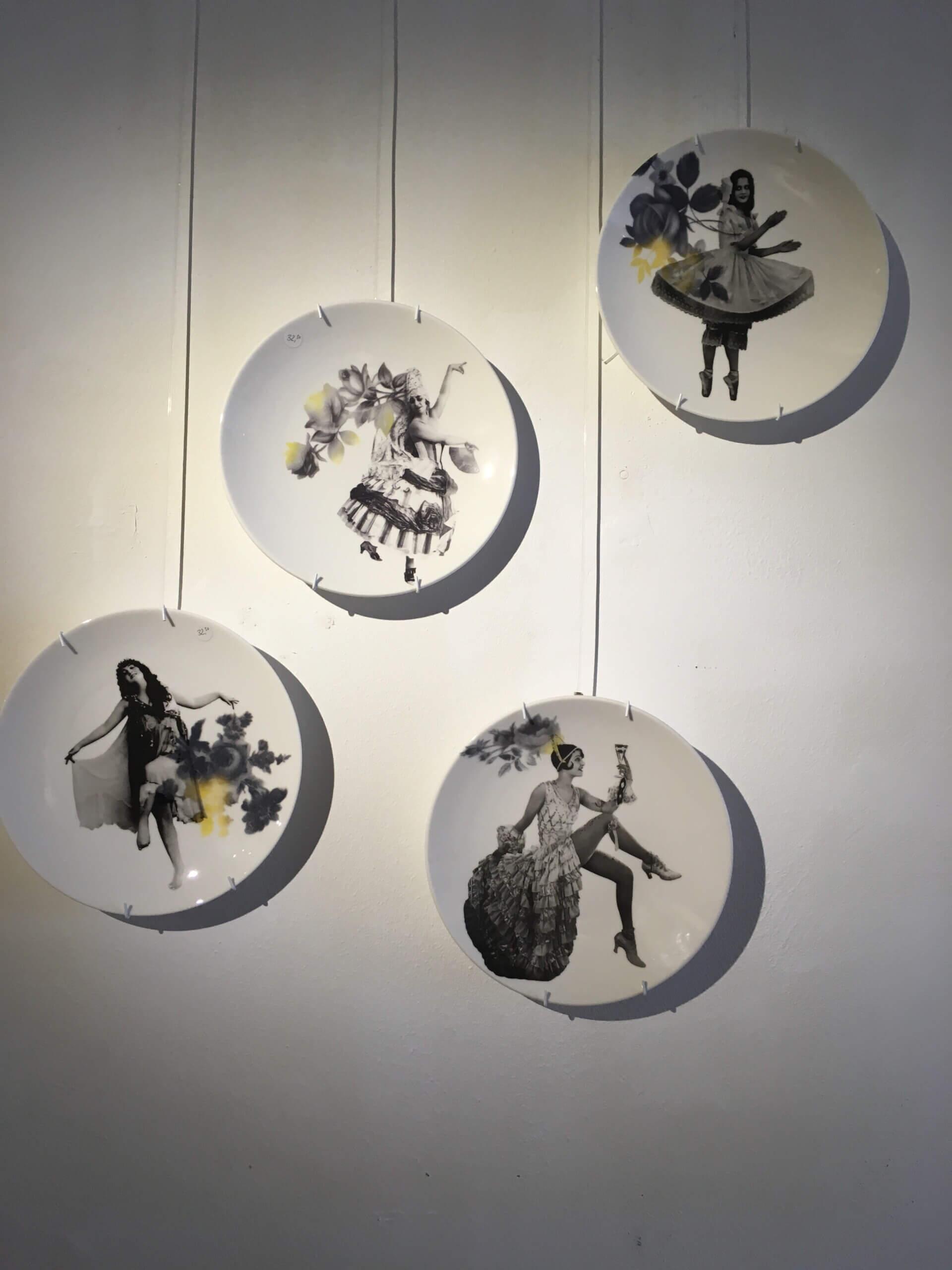 Storytelling Design | Esther Derkx | Borden | Danseres