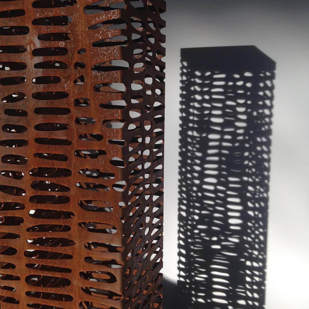 Storytelling Design | Studio Juul Rameau | Lichtobject | Cortenstaal