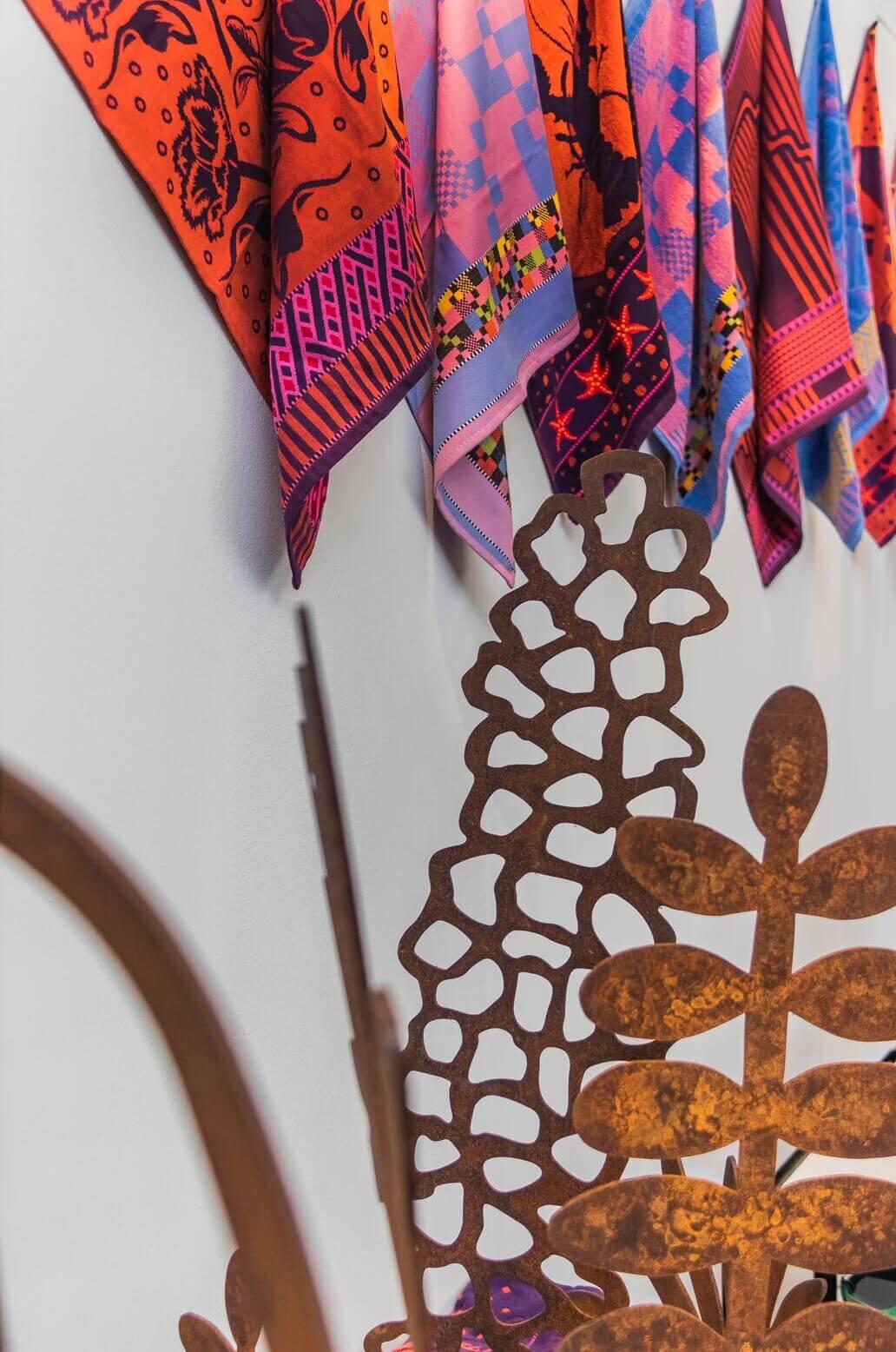 Storytelling Design | Studio Juul Rameau | Tuinjuwelen | Cortenstaal