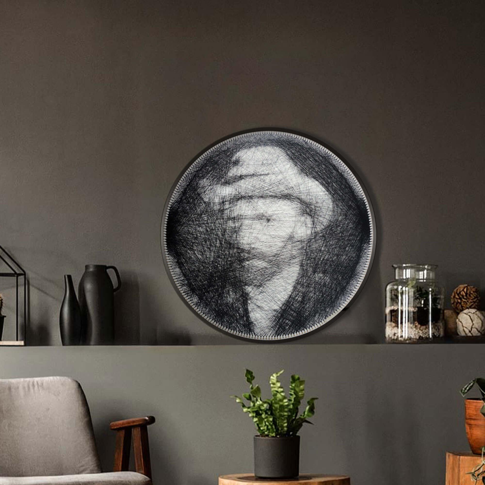 Storytelling Design | Studio String Art | Vincent Van Gogh
