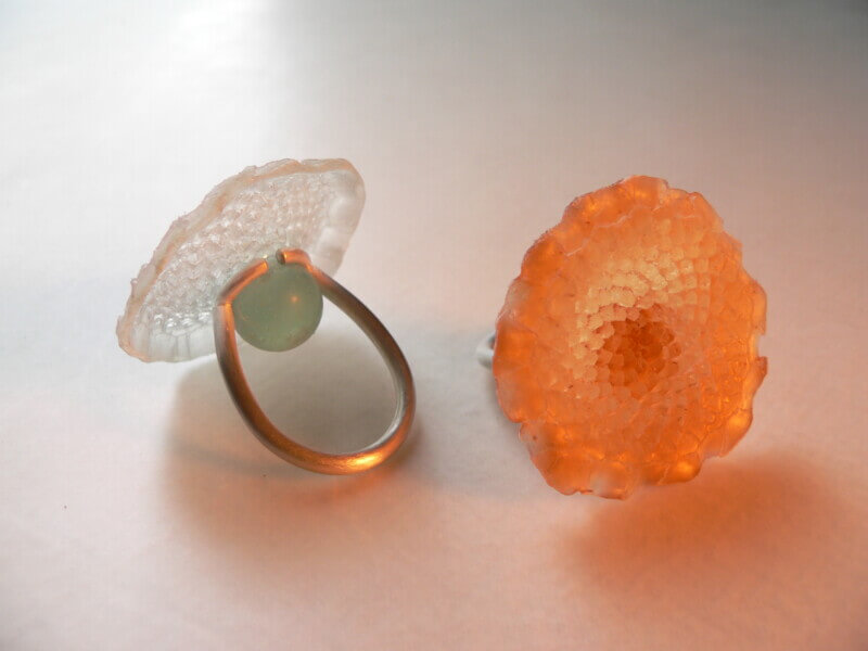 Storytelling Design   Marian Sturkenboom   Sieraden   Siliconen   Ringen