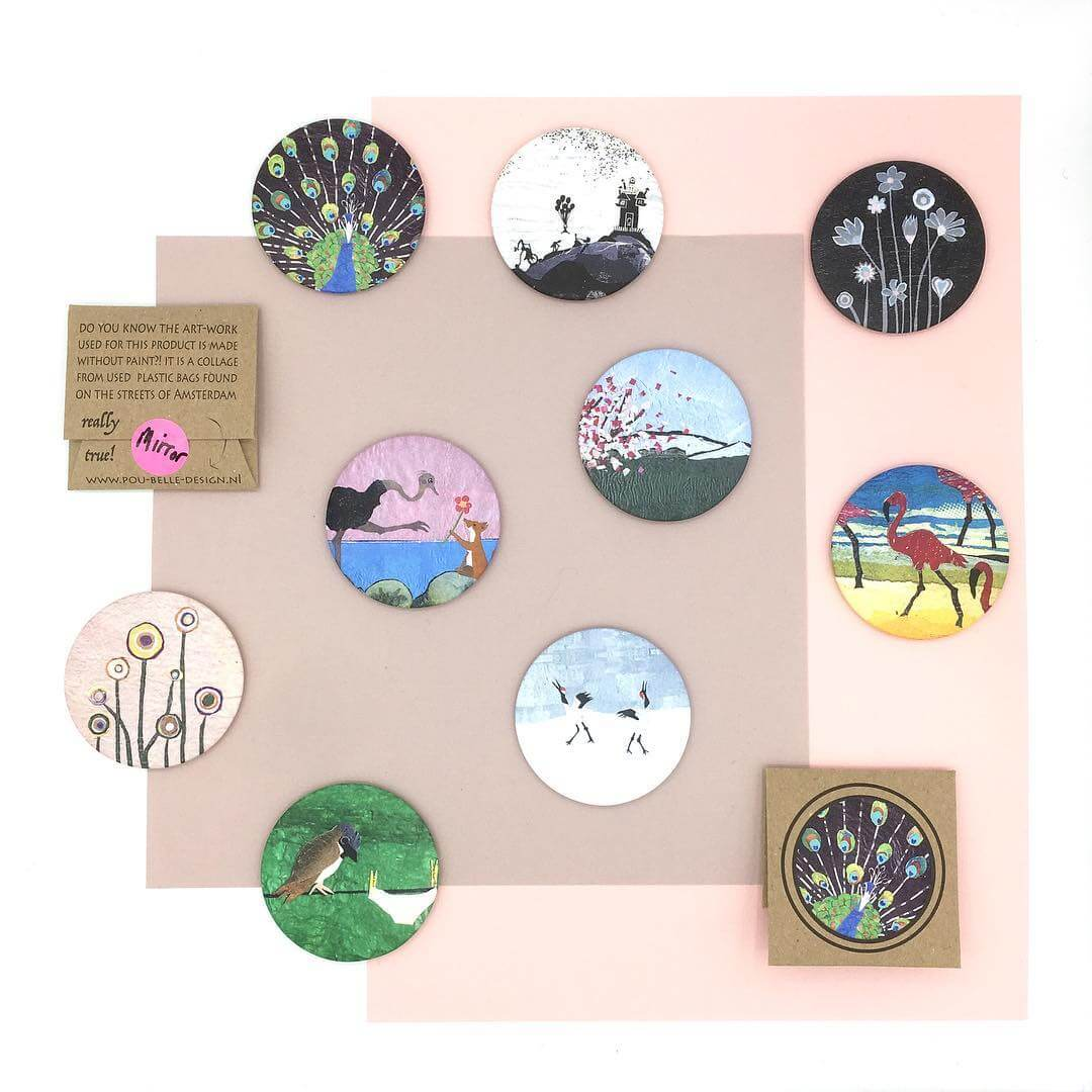 Storytelling Design | Elze van den Akker | Buttons | Magneten
