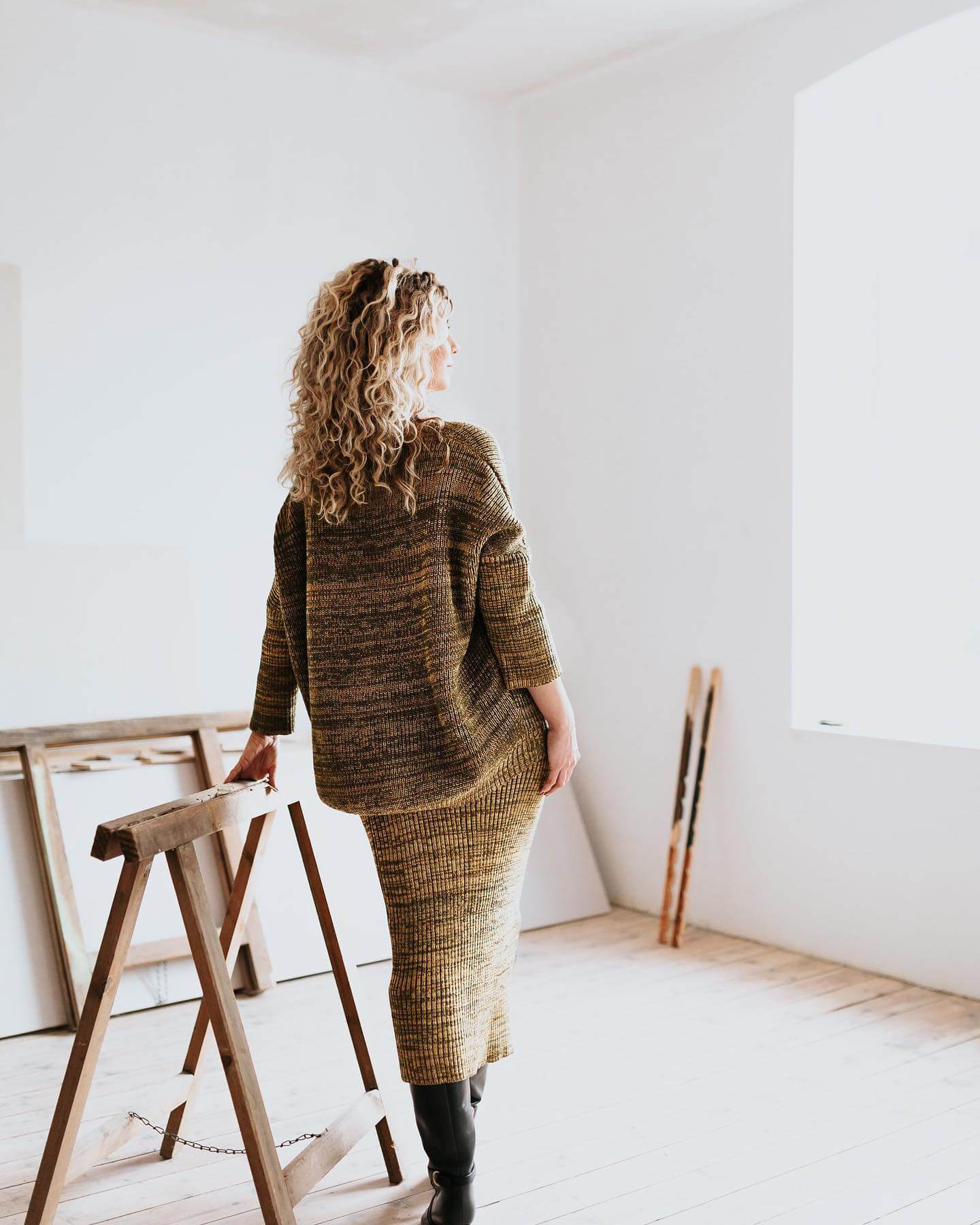 Storytelling Design | Studio Myr | Trui | Rok | Dames